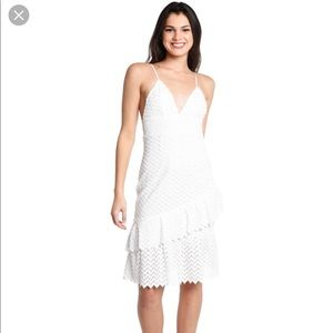 🔥Stunning White Dress by Saylor